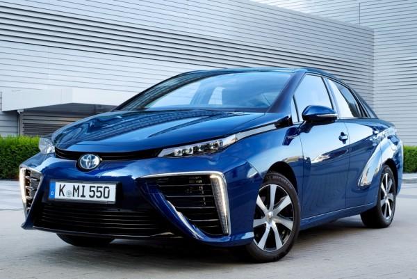 Новый Toyota Mirai