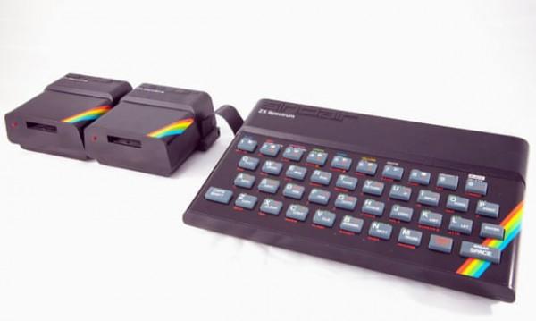 Легендарный ZX Spectrum