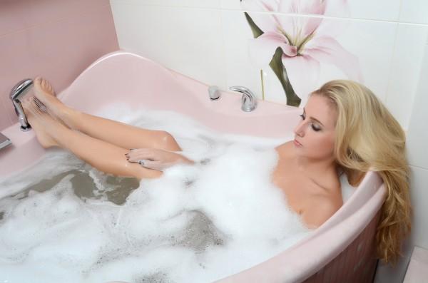 Ванны для сухой кожи