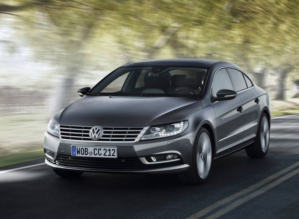 Volkswagen CC – первый в классе