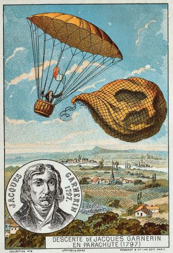 Первый парашют