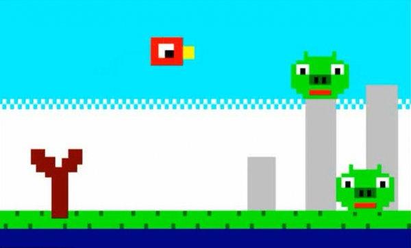 Angry Birds времен Горбачева