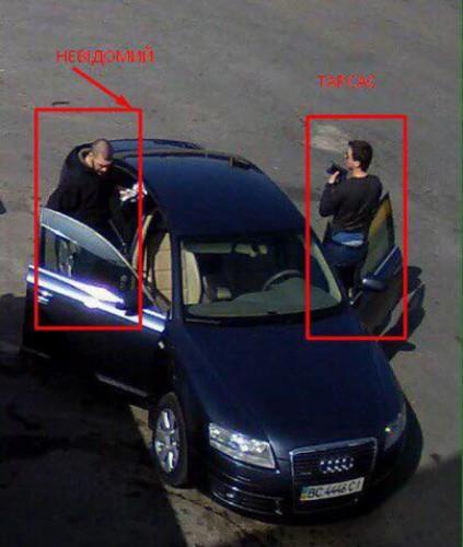Один из разыскиваемых - россиянин Луан Кингисепп (слева)