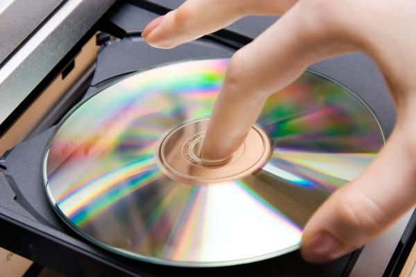 Как починить поцарапанный диск