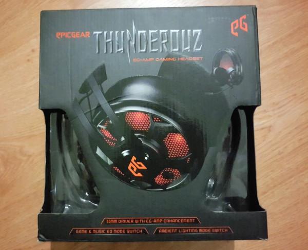 Гарнитура EpicGear ThunderouZ
