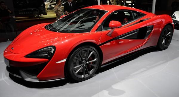 Самый доступный из McLaren
