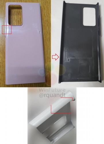 Чехол для Galaxy Note 20