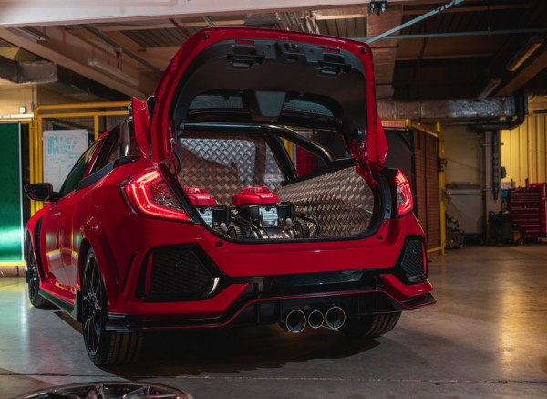 Honda Civic Type R Project P