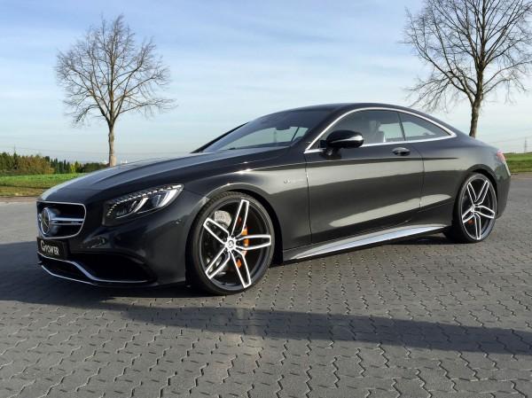 Купе Mercedes-Benz S 63 AMG с доработками G Power
