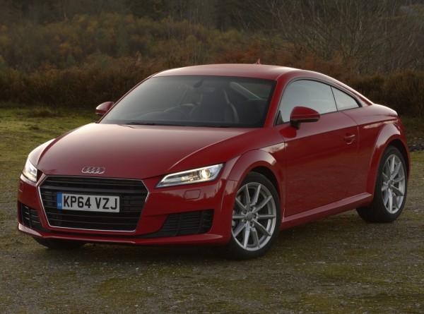 Купе Audi TT