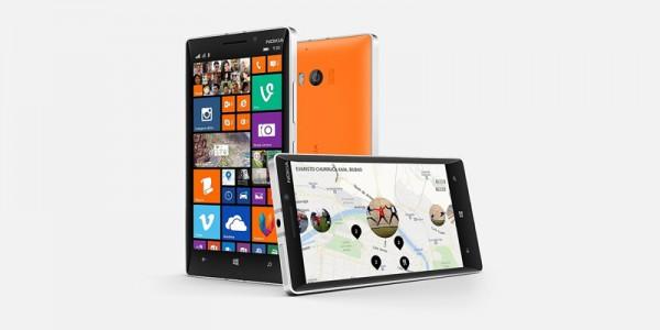 Windows 10 будет доступна для  Lumia 930
