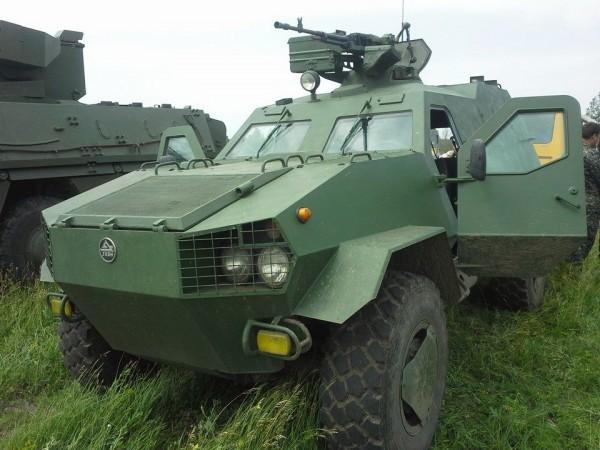 Украина в основном делала бронетехнику