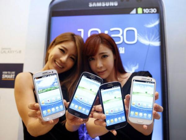 Samsung стала лидером благодаря Android
