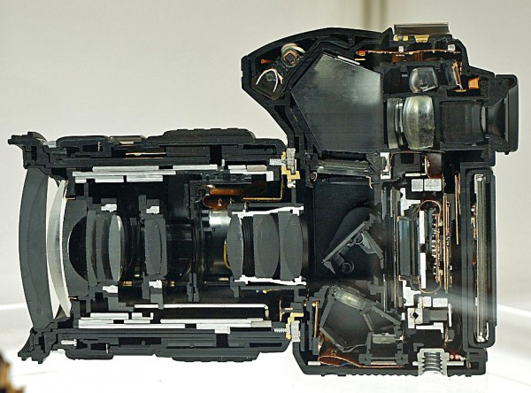 Как работает камеры фиксации выделенных - d7b43