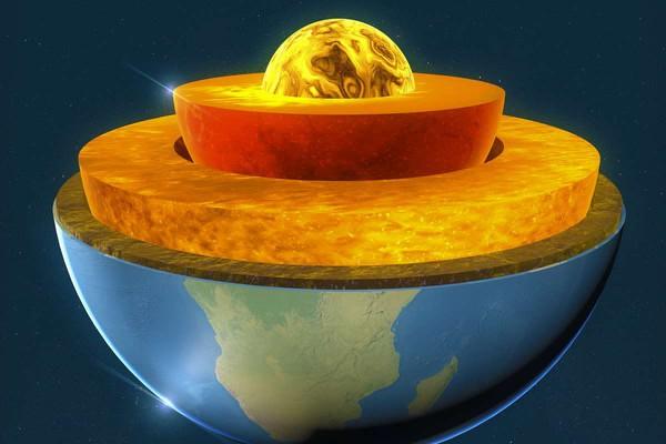 Ядро Земли смоделировали на примере железа