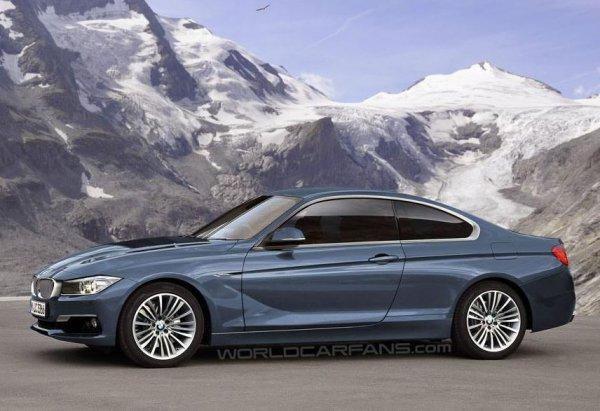 Иллюстрация BMW 4-Series Coupe (F32)