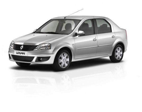 Renault Logan - от 85 900 грн.