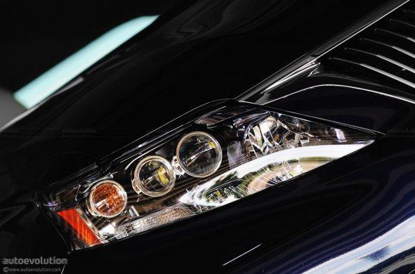 HID-фары Lexus RX 450h