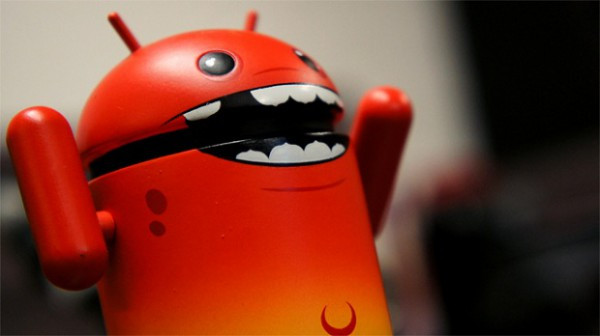 Новый вирус следит за владельцами Android