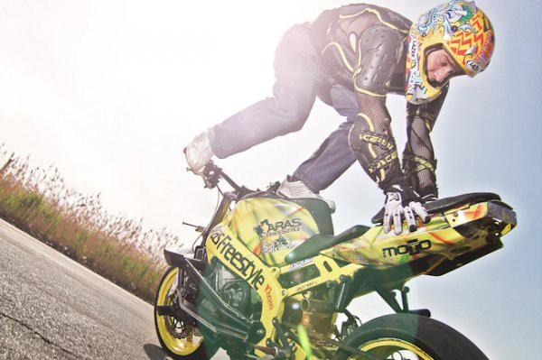 На SIA снова выступят мотоциклисты-трюкачи