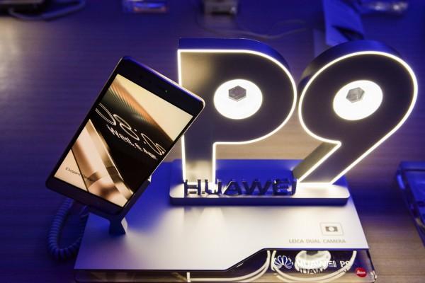 Презентация Huawei P9