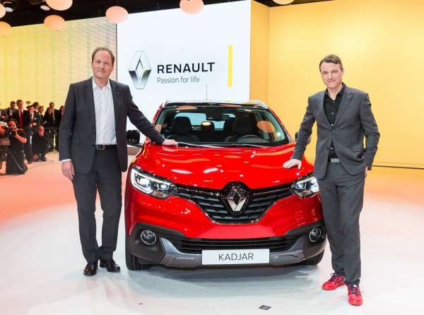 Презентация Renault Kadjar