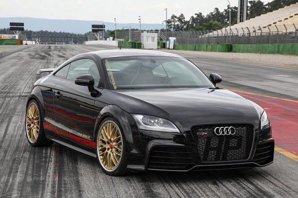 Сверхмощная Audi TT RS