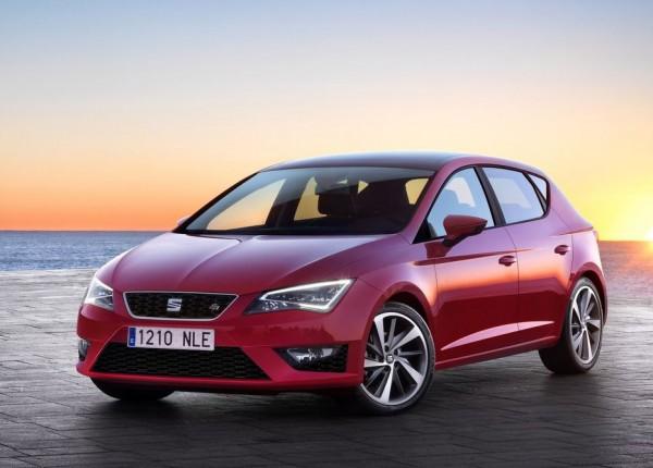 SEAT Leon нового поколения выходит на украинский рынок