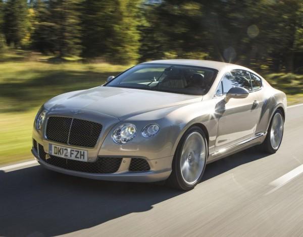 Украинцы купили 18 Bentley за последние полгода