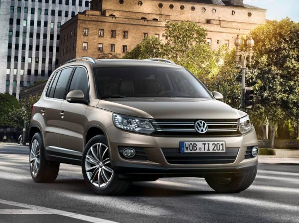Volkswagen Tiguain