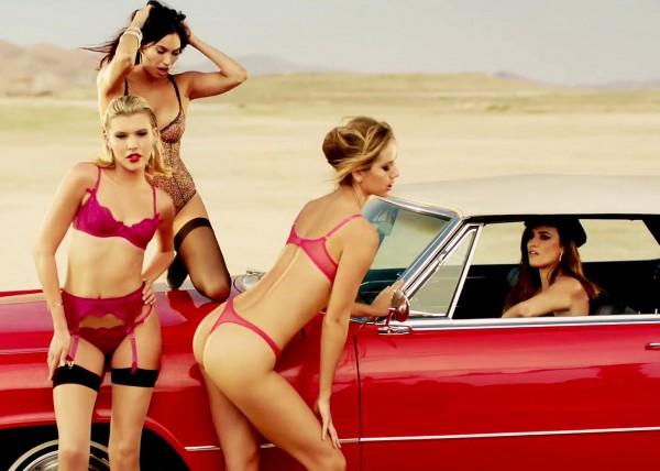 Мисс США-2015 снялась в рекламе Пенелопы Крус