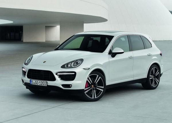 Porsche Cayenne и люксовые SUV в Украине охотно покупают
