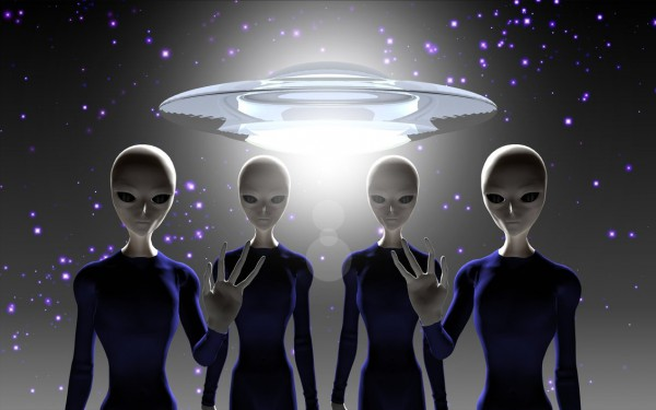 Инопланетяне опасны для человечества