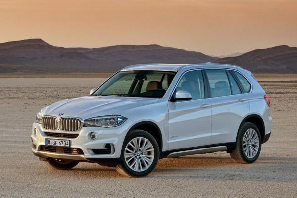 BMW X5 третьего поколения выйдет в ноябре