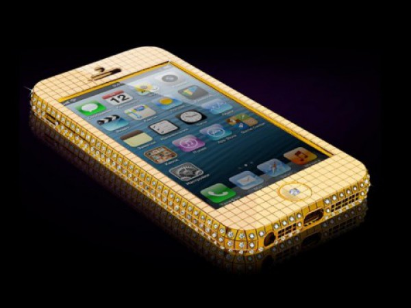 Superstar Ice iPhone 5 — от $75 тыс до $106 тыс