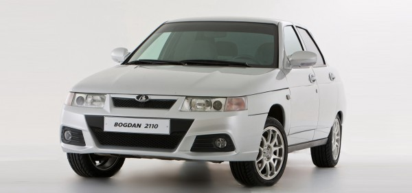 Bogdan 2110 в 2013 году был как никогда популярным