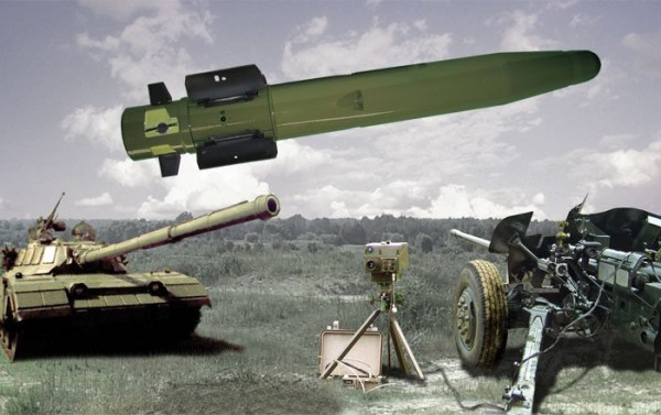 Украинские предприятия производят противотанковые управляемые ракеты всех калибров.