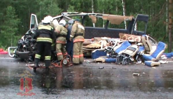 В ДТП погибли 11 человек
