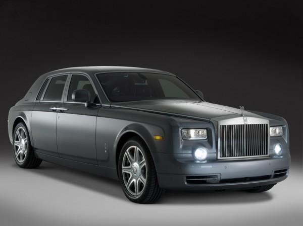 Rolls-Royce Phantom стоимостью порядка 600 тысяч долларов