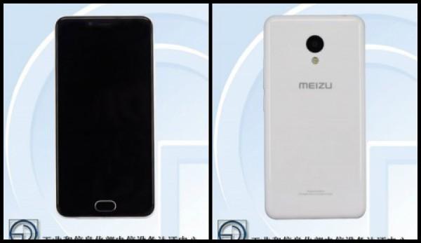Предполагаемый вид Meizu M3
