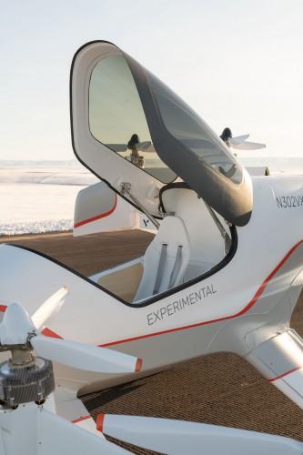 Беспилотное такси от Airbus