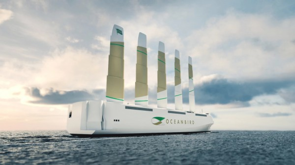 Проект судна Oceanbird