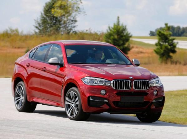 BMW тоже угнали