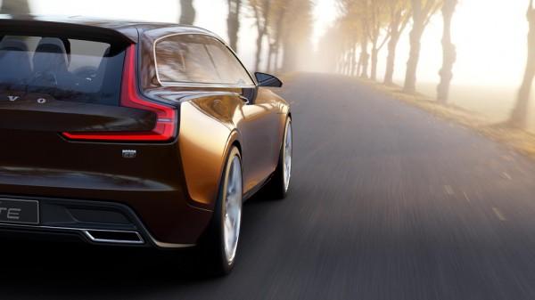 Volvo Estate Concept станет основой для нового универсала