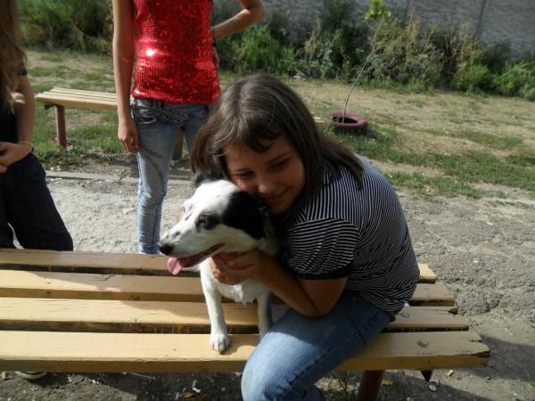 Жертвой ДТП в Луганске стала ученица 57-й школы Ира Заика.