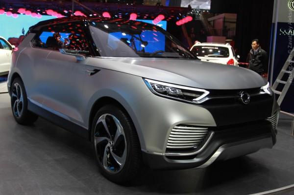 SsangYong XLV Concept