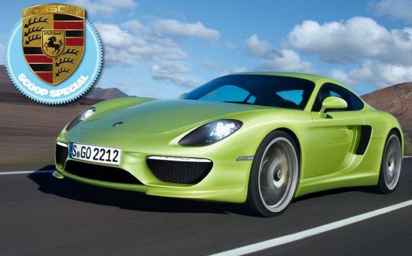 Неофициальная иллюстрация Porsche 960