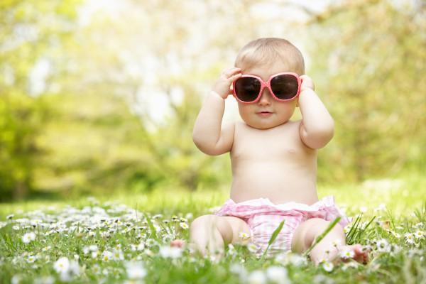 Как правильно охлаждать ребенка в жару