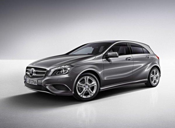 Mercedes A-Class - от 24 600 евро