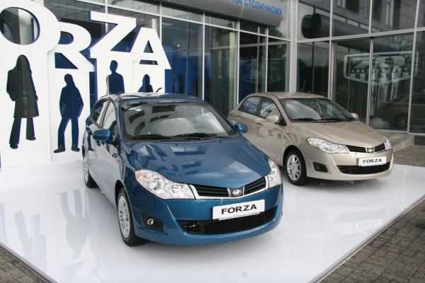 ЗАЗ Forza с учетом дотаций может стоить 72 тыс. гривен